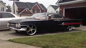 1960 Impala Staggered 22 U0026 39 S And Hydraulics