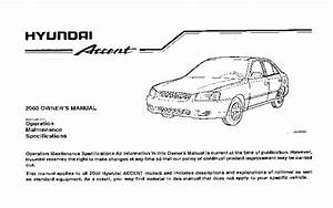 2013 Hyundai Accent Owners Manual