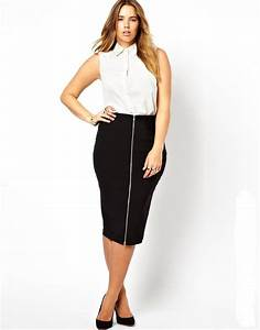 Business Pencil Skirt - Dress Ala