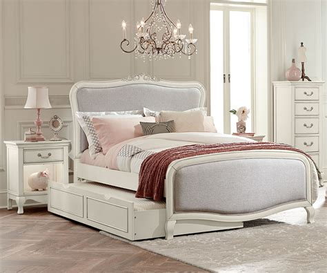 size bed with storage kensington white finish katherine size bed with 20025