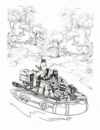 Joe Gi Coloring Pages Printable Bestcoloringpagesforkids Expo