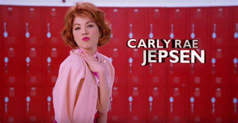 grease  teaser carly rae jepsen  foxs grease