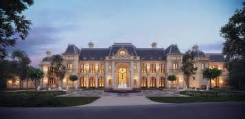 prairie style house stunning chateau design from cg rendering homes of the rich the web 39 s 1 luxury real