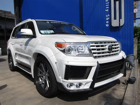 double   star body kit  usa  extreme landcruiser