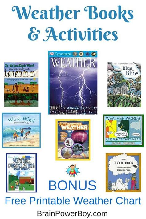 best books for boys weather free printable weather chart 828 | ed2cda9d0a0a6ad9d95e8f4c92ef8ba4 weather activities preschool preschool books