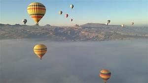Cappadocia Hot Air Balloon (Standard) - Pamukkale Tours