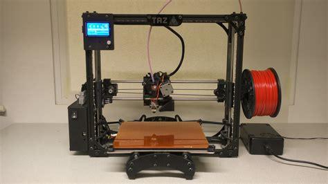 Ausprobiert 3ddrucker Taz 4 Von Lulzbot Make