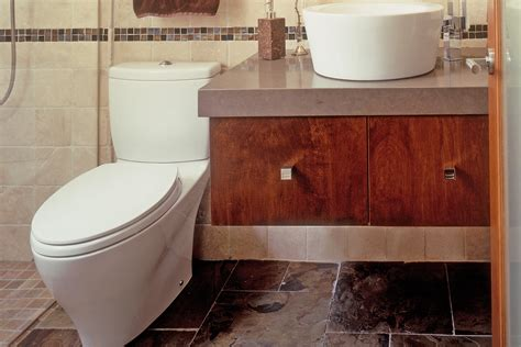 Custom Bathroom Cabinets-curved Face Sinks Two Level