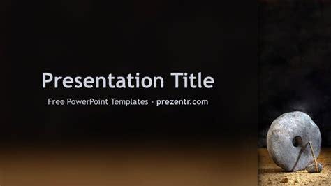 stone age powerpoint template prezentr  templates