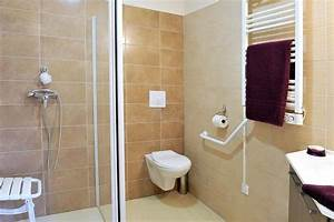 Aide Pour Amenagement Salle De Bain Personne Agée : am nagement salle de bain pour personne mobilit r duite ~ Melissatoandfro.com Idées de Décoration
