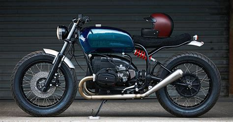 A Sublime Bmw R100 From Clutch
