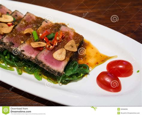 japanese fusion cuisine royalty free stock photo image
