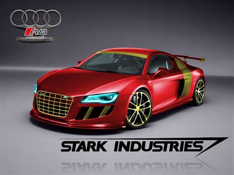 audi r8 iron iron stark industrieaudi abt r8 gt r concept by