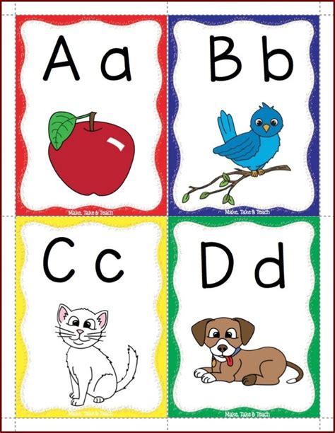 alphabet flashcards freebie kinderland collaborative 877 | 05b14dc6b9cba57ee5c3a54b858c28ea