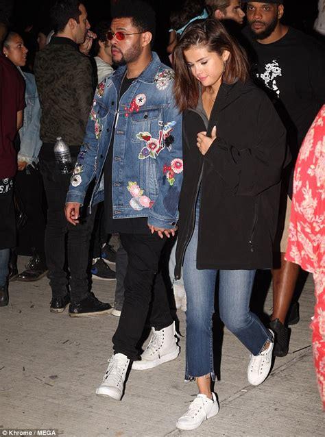 Selena Gomez and The Weeknd continue Coachella love fest ...