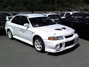 1999 Mitsubishi Lancer Evolution