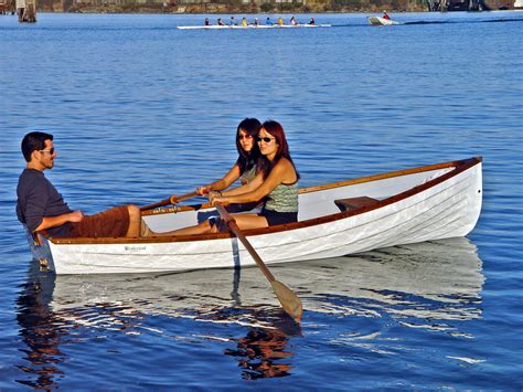 Row Boat Seats by Westcoast 11 6 Traditional Rowboat With Fixed Seats