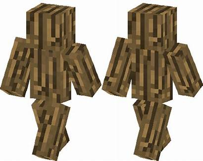 Wood Skin Minecraft Herobrine Camo Skins Boy