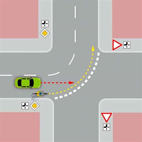 Verkehrsregeln Quiz by Wer Muss Seine Richtung Anzeigen H 228 Tten Sie S Gewusst