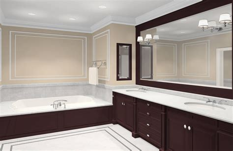 inspirations large framed bathroom wall mirrors