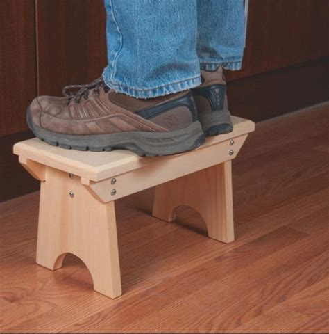 foot stool plans woodworking session