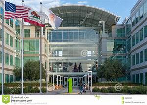 Apple Headquarters At Infinite Loop In Cupertino ...
