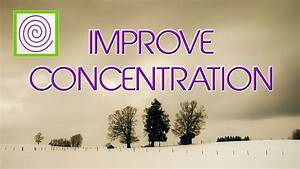 Improve Your Concentration During Study With Music  Focus