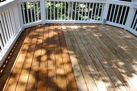 cabots deck stain drying time cleaning and staining decks
