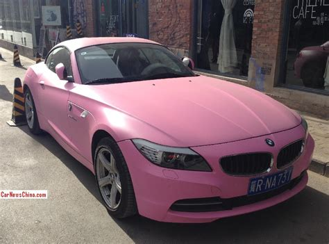 Pink Z4 from China Is Not the Cool Car We'd Like ...