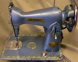 Morse Sewing Machine Instruction Manuals