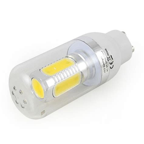 mengsled mengs 174 gu10 7 5w led corn light 5 cob leds led