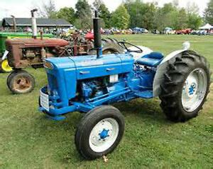 ford golden jubilee tractor manual