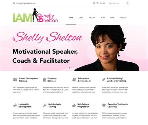 resume for motivational speaker