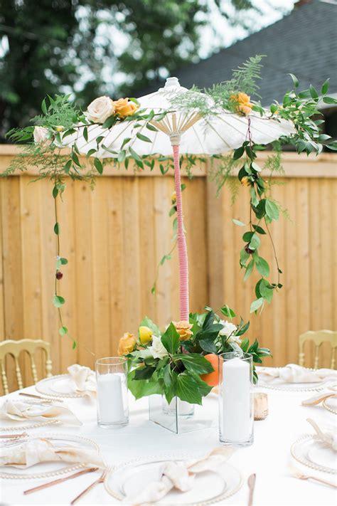 karas party ideas umbrella bridal shower karas party ideas