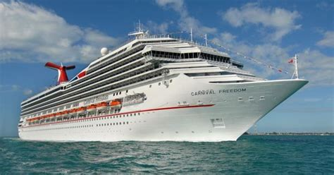 Carnival Freedom Is Getting An Update Including A Brand