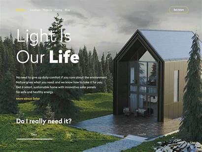 Website Future Homes Inspiration Web Examples Hero