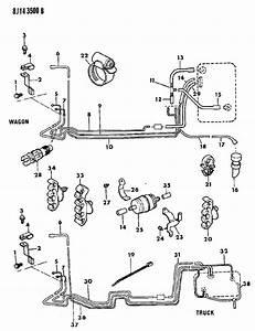 1988 Jeep Tie Strap  Wiring Dual Fan Module