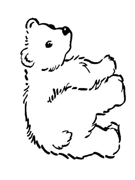 disegni da colorare di siamo orsi pin colorare orso disegno un 4jpg on