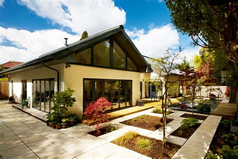 Modern Single Storey Home  Homebuilding & Renovating