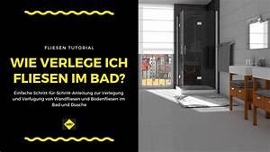 Fliese Auf Fliese Kleben : wandfliesen und bodenfliesen in bad und dusche verlegen ~ A.2002-acura-tl-radio.info Haus und Dekorationen