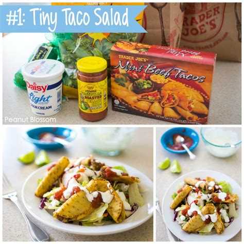 best meals best frozen food at trader joe s 5 10 minute dinners for busy weeks peanut blossom