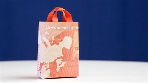 geldscheine falten koffer tasche falten originelle geldgeschenk idee
