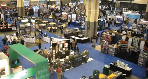 precast show  attendees sense  slow recovery underway