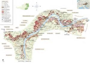 Wachau Valley Austria Map
