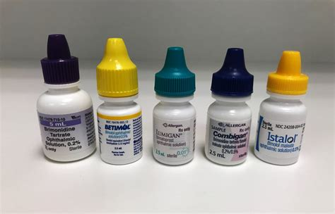 Here's What You Need To Know About Glaucoma Eye Drops