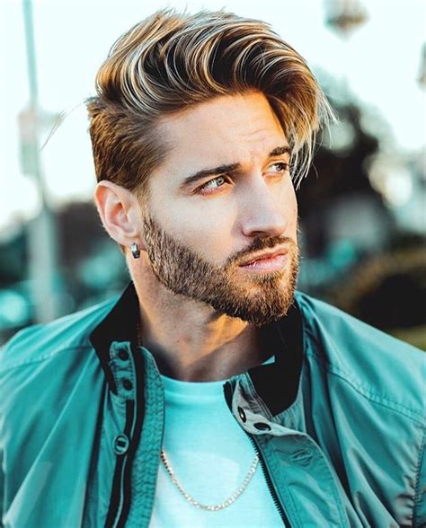 mens hairstyle  men hair style trends