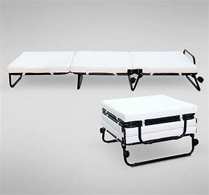 folding convertible sofa bed ottoman couch mattress lounge With sofa bed with wheels