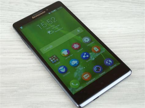 hi tech news review smartphone lenovo ideaphone p780 hi tech news review smartphone of the lenovo vibe z a