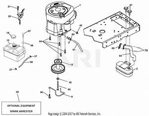 Huskee Lawn Tractor Wiring Diagram