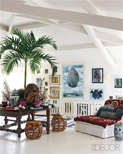 Beach House Decor Brazilian Design  Beautiful Interiors